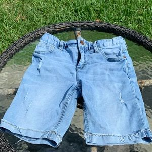 Girl's Justice Jean Shorts